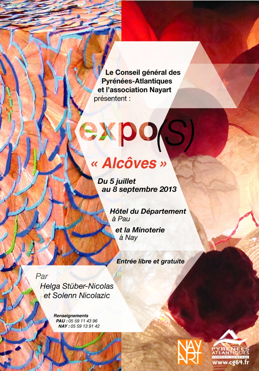 exposition « Alcoves »