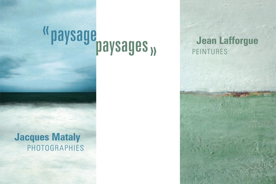 Exposition paysage paysages